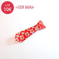FAS1334a-broche-origami-cravate-rouge-fleurs-fraisesausucre10