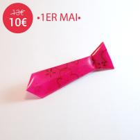 FAS1336a-broche-origami-cravate-rose-motifs-fraisesausucre10