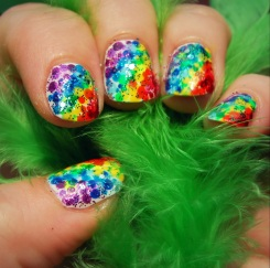 Firefoux-Nail-Art-carnaval