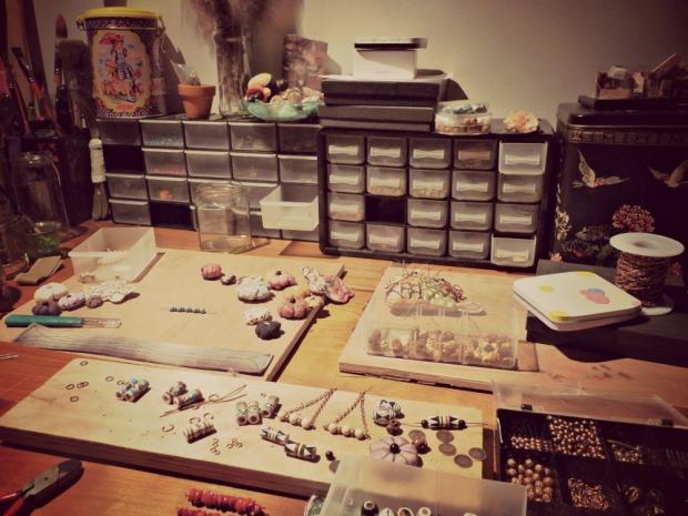 Hinageshii - atelier