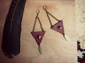 Hinageshii-boucles-oreilles-cuir